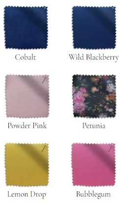 I was looking at colours to compliment the Mabel Sofa
