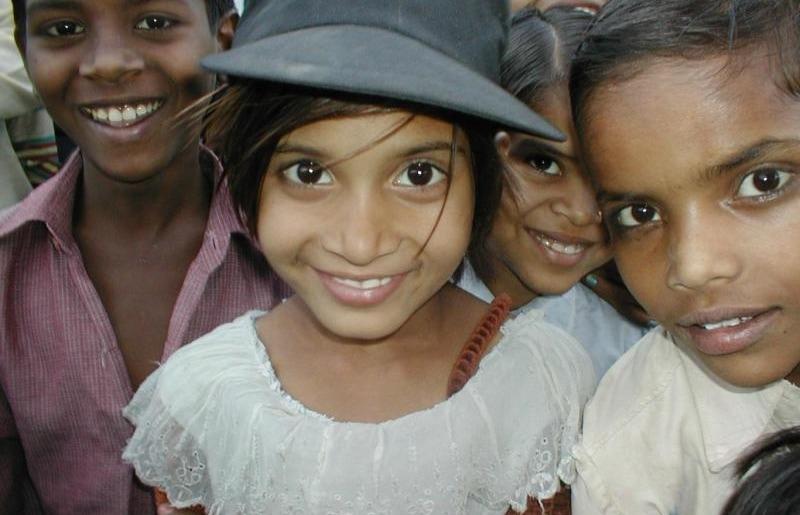 Dalit Street kids