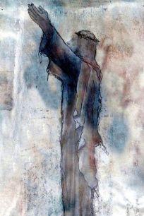 'Resurection' von Marie Luise Strohmenger