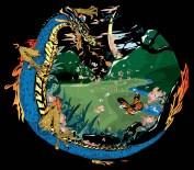 Paradise I, 2009 Adobe Illustrator