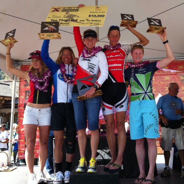 podium overall