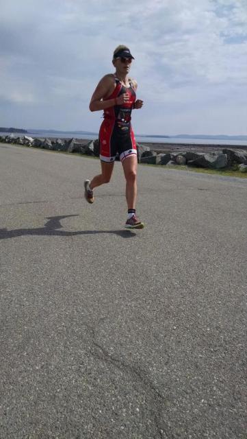 St A run