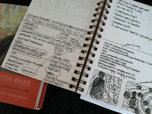 Ten things, first brainstorm