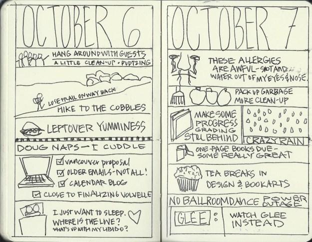 October 6-7