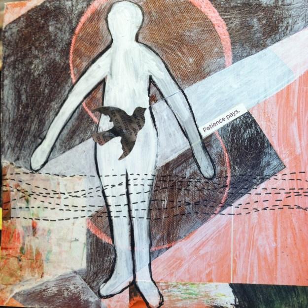 Advent Day Twenty, 2014, Melanie Mowinski