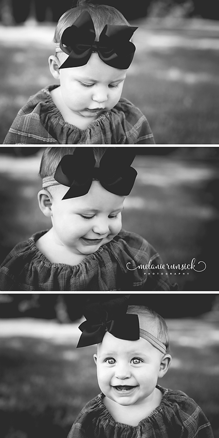 Melanie Runsick Photography Jonesboro Arkansas Photographer Outdoor 9 month session