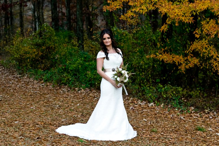 Bridal Portrait Photographer Jonesboro Arkansas