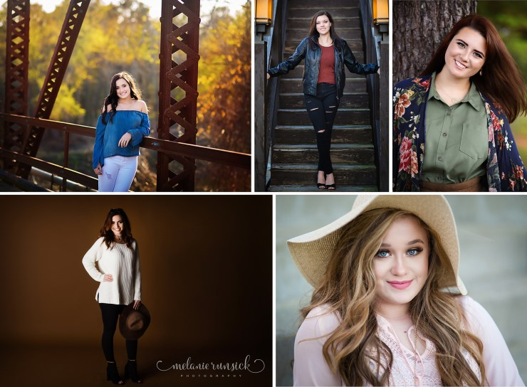 Jonesboro Arkansas High School Senior Photographer Melanie Runsick Photography