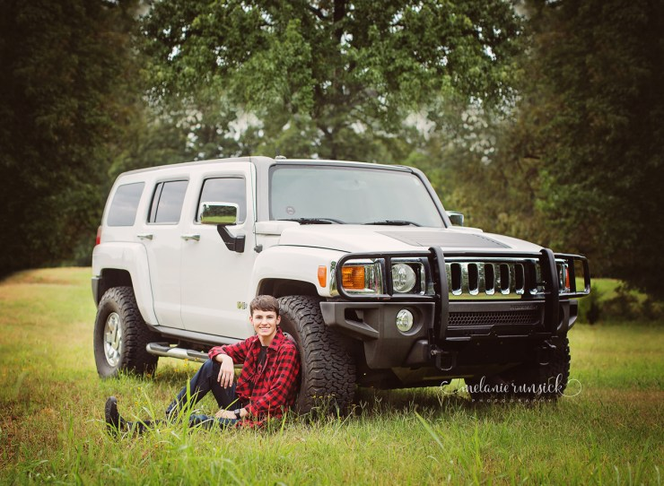 Melanie Runsick Photography Arkansas High School Senior Photography