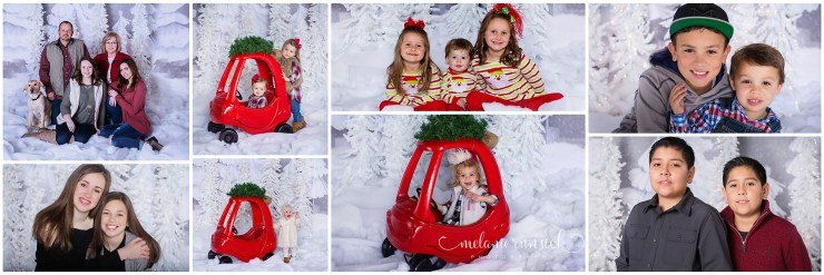 Melanie Runsick Photography Limited Edition Christmas Sessions 2017