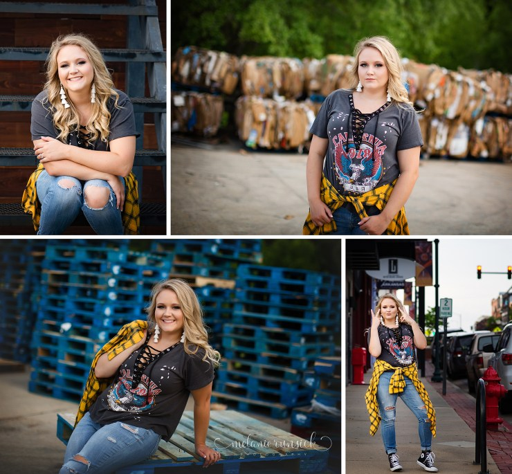 Jonesboro High School Senior Photographer Melanie Runsick Photography Northeast Arkansas Senior Photographer