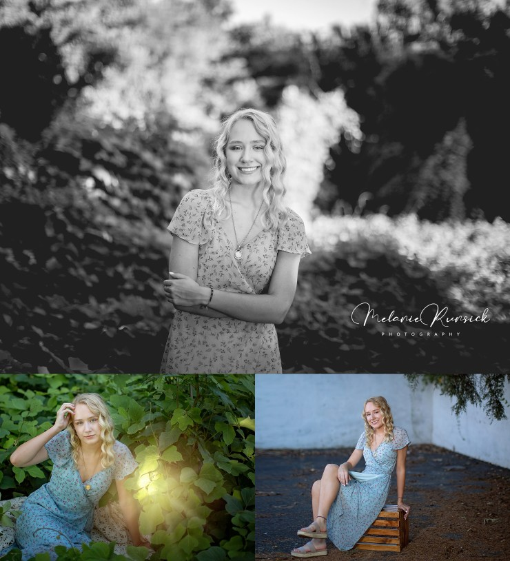 Jonesboro Senior Photographer Melanie Runsick Photography Valley View Senior Photographer