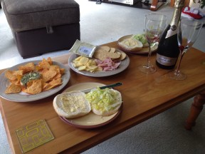Boxing Day dinner