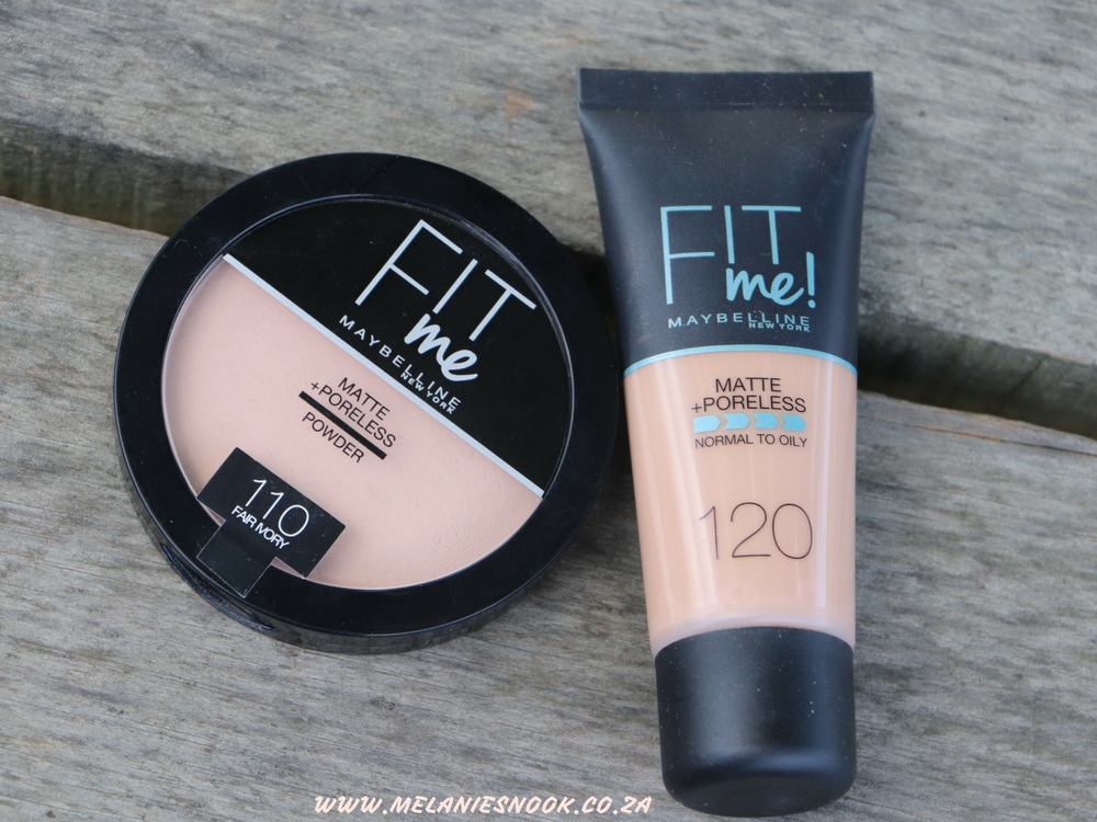 Maybelline Fit Me Foundation Powder
