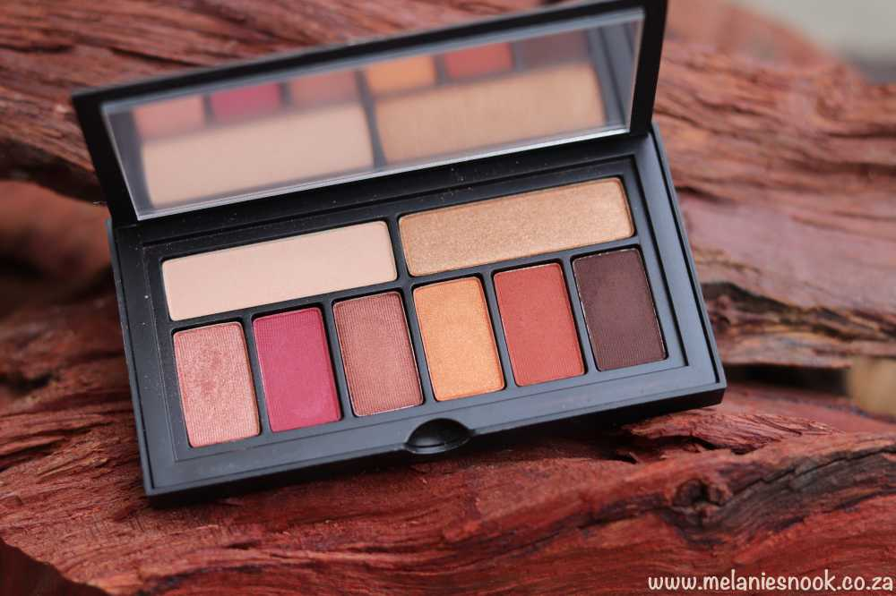 Smashbox Cover Shot Palette in Ablaze Shades