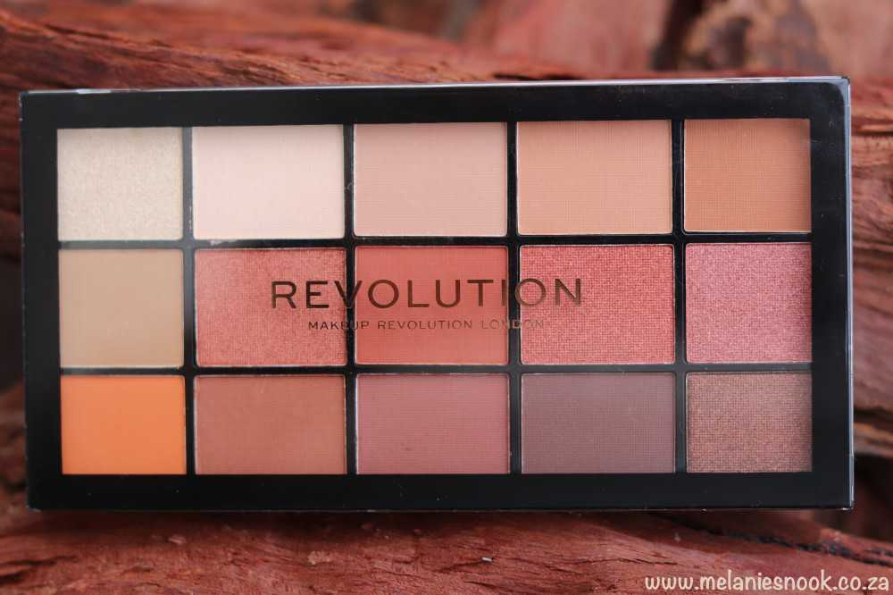 Makeup Revolution - Iconic Fever Cover