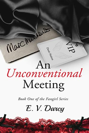 An Unconventional Meeting book cover E. V. Darcy