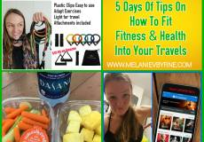 Traveling Fitness Tips