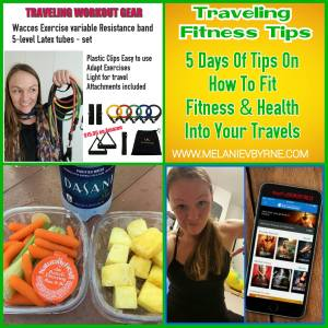 5 Days of Tips on HOW TO fit fitness and health into your travels.
