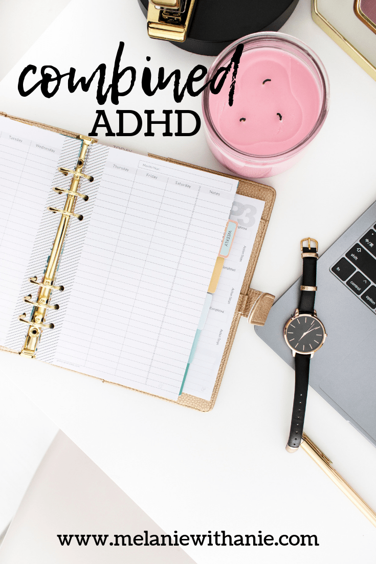 Combined ADHD pin on Pinterest