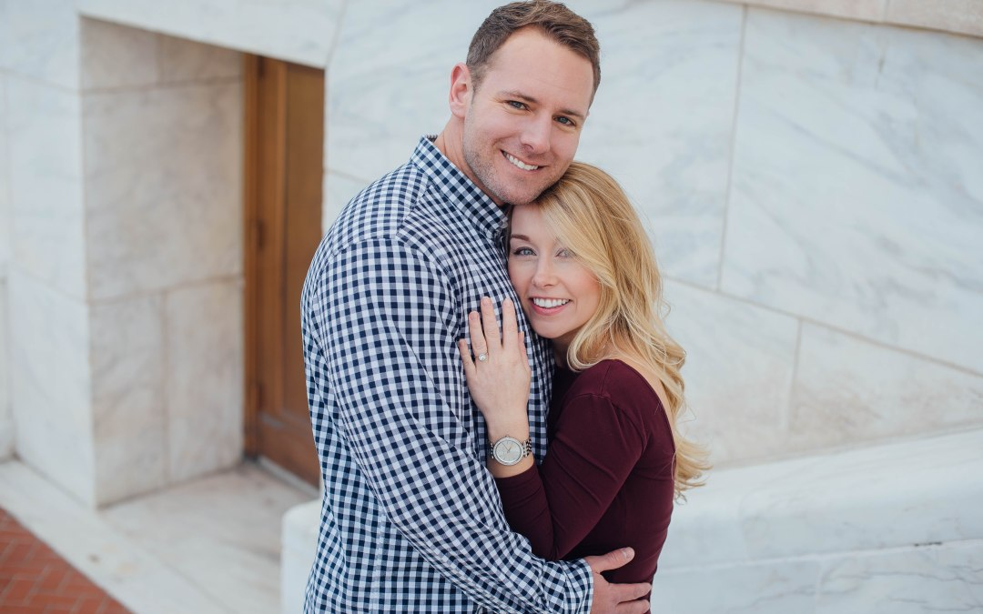 David + Kasia: Engagement