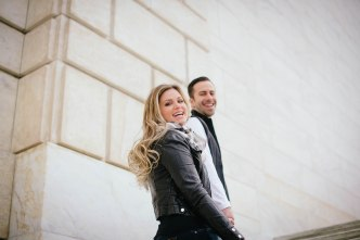 Detroit Institute of Arts Engagement Photography