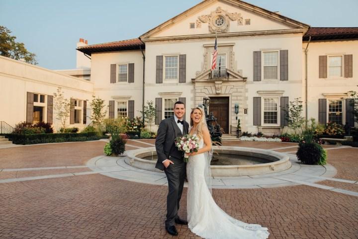 Grosse Pointe Michigan Wedding: Steve + Amanda