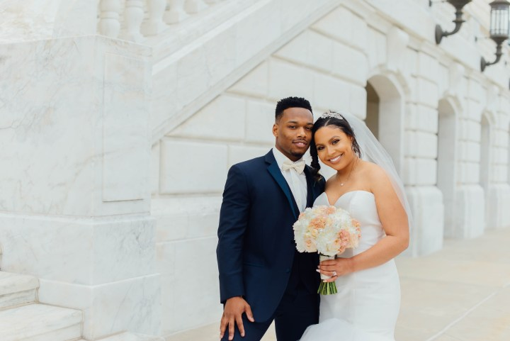 Detroit Michigan Wedding: Derrick + Markisha