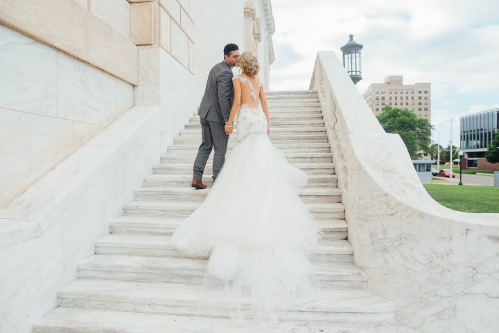 Daniel + Ania: Detroit Wedding