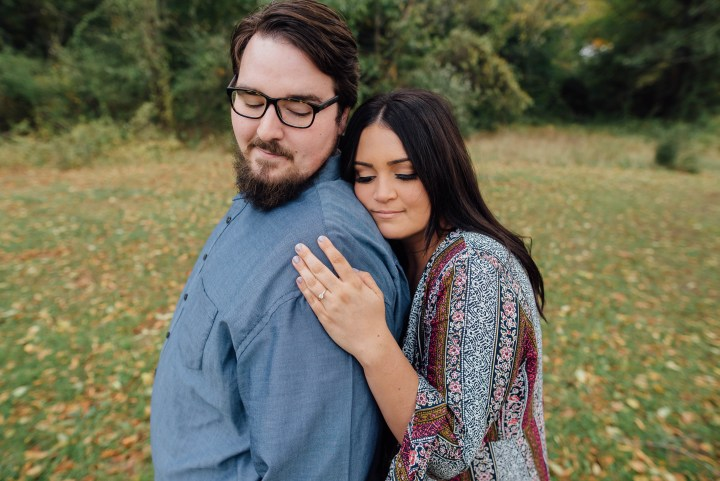 Travis + Jeana // Southeast Michigan Engagement