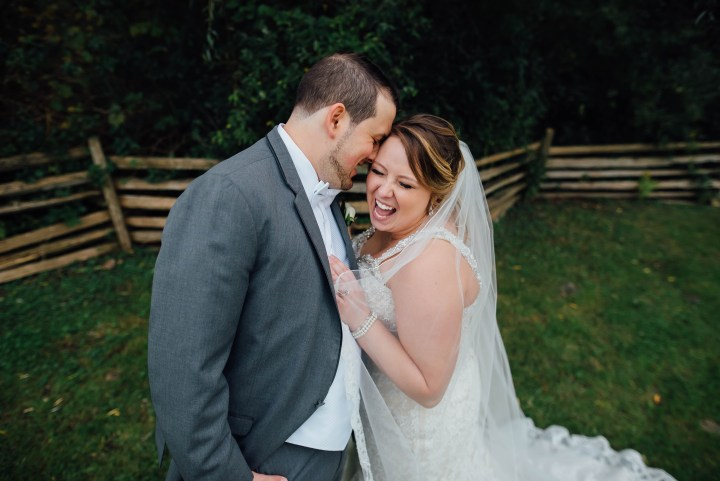 Kaitlyn + Nic // Rochester Michigan Wedding