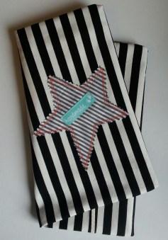 Mel.Anni's handmade Einfache Windeltasche mit 2 Fächern