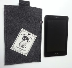 Mel.Anni's handmade Tablet-Hülle