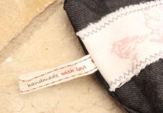 Mel.Anni's Kosmetiktäschchen Shabby handmade