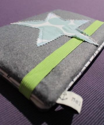Mel.Anni's handmade U-Heft-Hülle