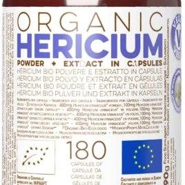 Hericium bio Europeo in capsule veg