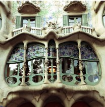 Another work of Gaudi
