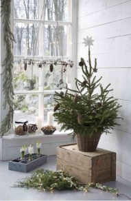 Simple Scandinavian decoration