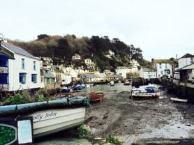 Picturesque Polperro
