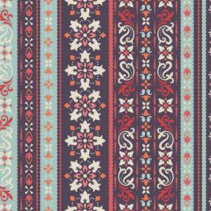 Indian tribal print fabric