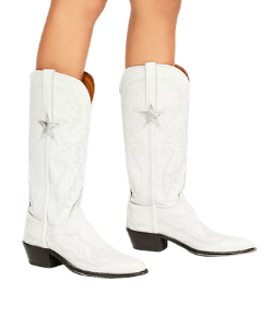 Free People Western Cowboy Boots