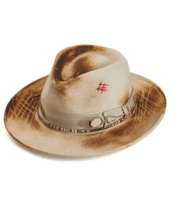 Hand Crafted Fedora Hat For Men