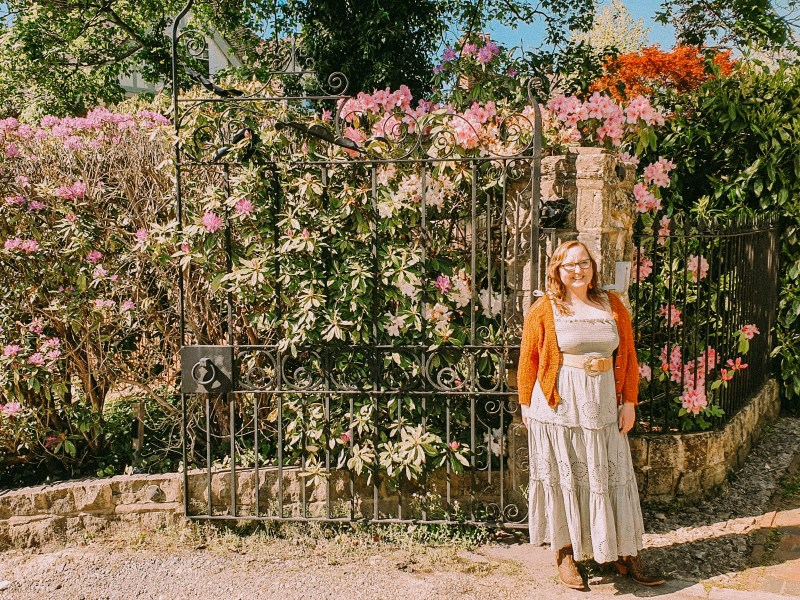 Flowers at Royal Tunbridge Wells