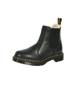 Dr. Martens Leonore Sherpa Chelsea Boots black