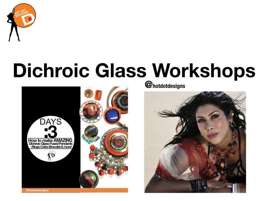 Glass Workshops Hot Dot