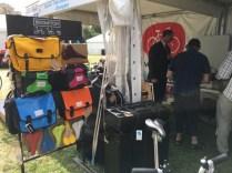 Brompton Bags and saddles for sale