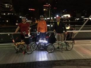 On Seafarer's Bridge
