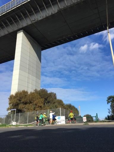 Under the Westgate Bridge