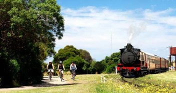 bicycles-with-bellarine-heritage-train-bellarine-rail-trail