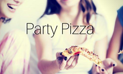 Party Pizza melbourne feast 2017